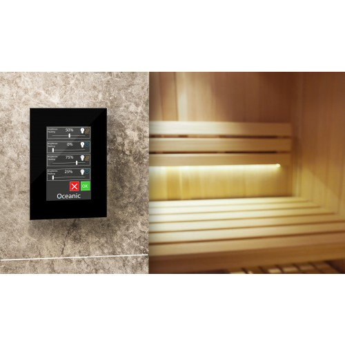 Celebration Home Sauna Kit & Control System
