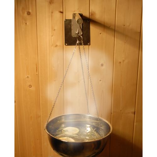 Deluxe Home Saunarium Kit - Combi Sauna & Steam
