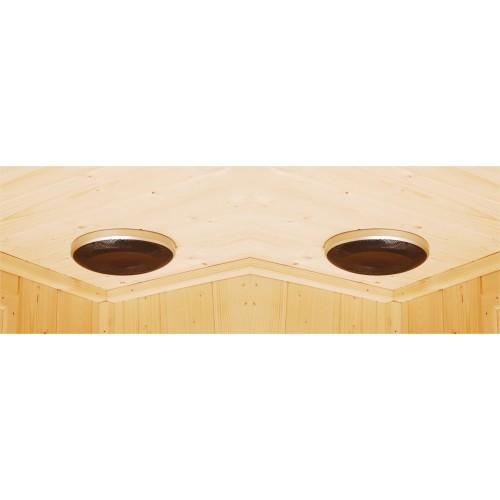Infrared Sauna Speakers