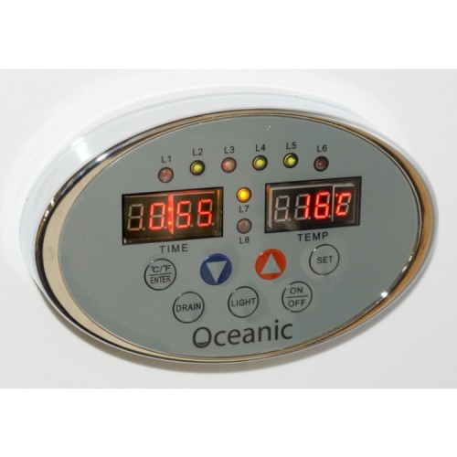 3kw Oceanic Home Steam Generator