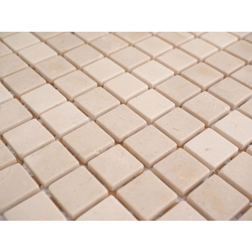 Cream Natural Stone Mosaic 305 x 305mm