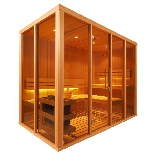 V2040 Vision Finnish  Sauna Cabin