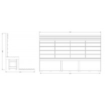Infrared Sauna Bench Kit 6