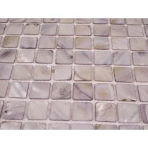 Light Grey Shell Mosaic 325 x 325mm