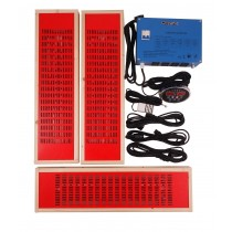 Infrared Heater and Controls kit