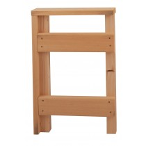 Oceanic Sauna Lower Bench Support Abachi