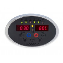 Oceanic Steam Generator Digital Control Panel