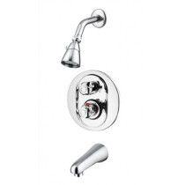 Clearance Item Recessed thermostatic shower mixer TBP512