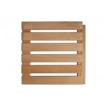 Sauna Floor Mat - Deluxe Abachi