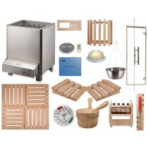 Heavy Duty Commercial Celebration Sauna Kit