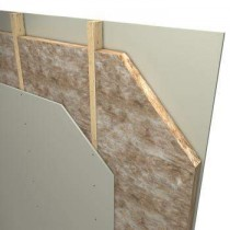 Sauna panels insulation