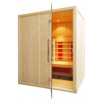 3 Person Home Infrared Sauna IR2025