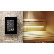 OSX Touch Screen Sauna Heater Controls