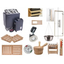 Celebration Home Saunarium Kit - Combi Sauna & Steam
