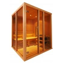 V2025 Vision Finnish Sauna Cabin floor plan
