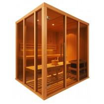 V2530 Vision Finnish Sauna Cabin floor plan