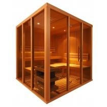 V3030 Vision Finnish Sauna Cabin floor plan