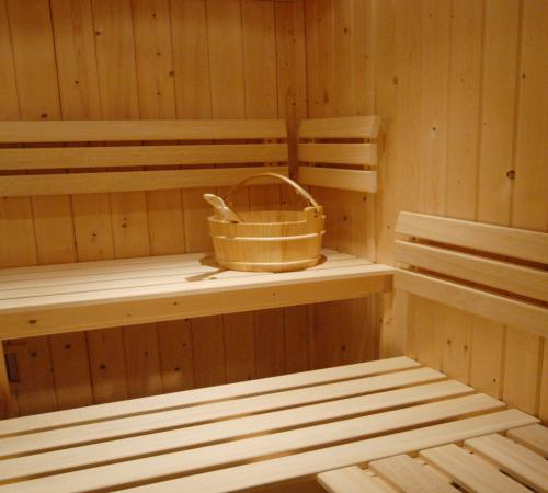 Traditional Sauna D3035