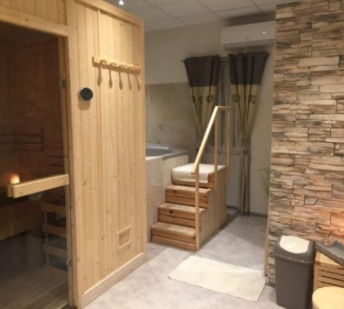 Heavy Duty Commercial Sauna