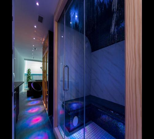 Turkish Steam Room 3C Full Glass Front