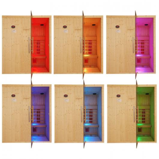 Infrared Sauna Lighting