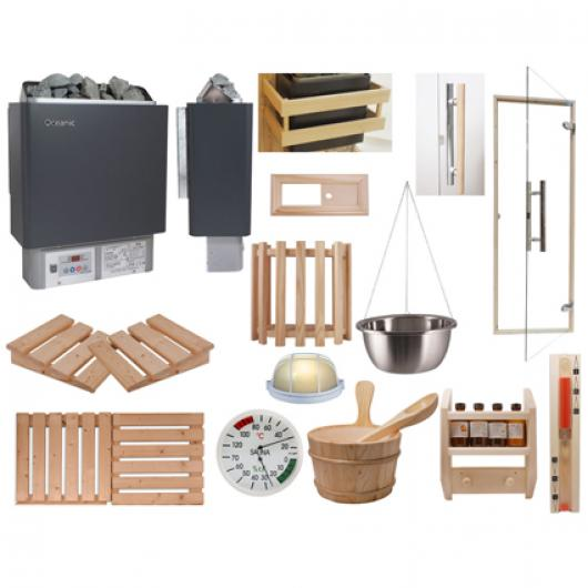 Sauna DIY Kits