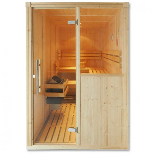 Home Traditional Spruce Saunas