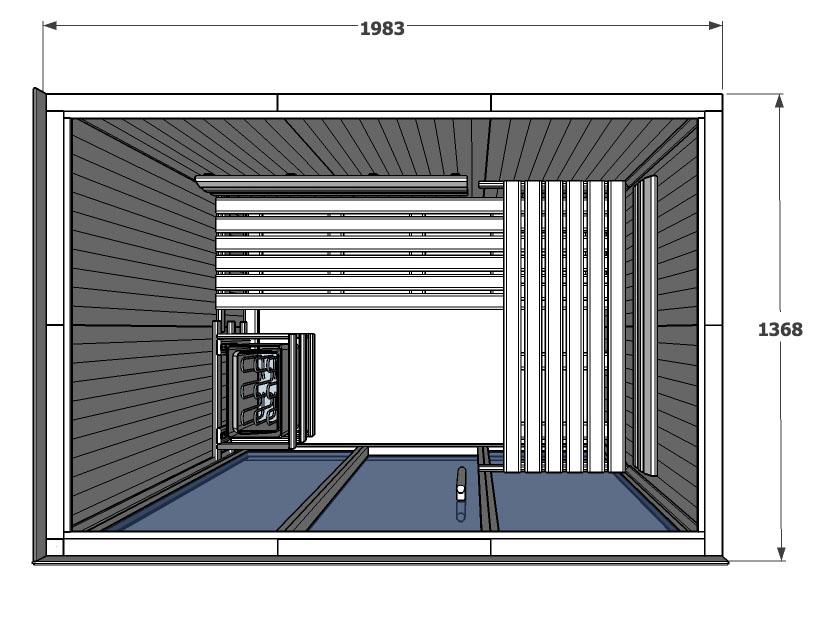 V2030 Hemlock Side Wall Drawing
