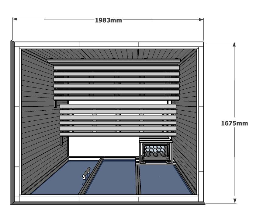 V2530 Hemlock Side Panel Drawing
