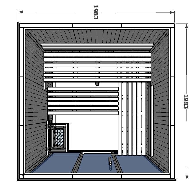 V3030 Hemlock Side Wall Drawing