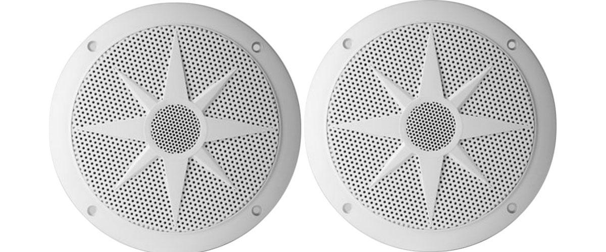 80 degree water resistant saunarium speakers