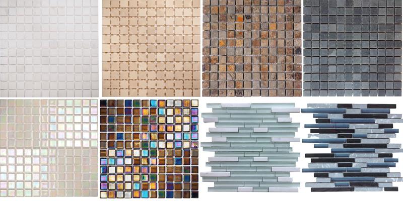 Deluxe Range Mosaics
