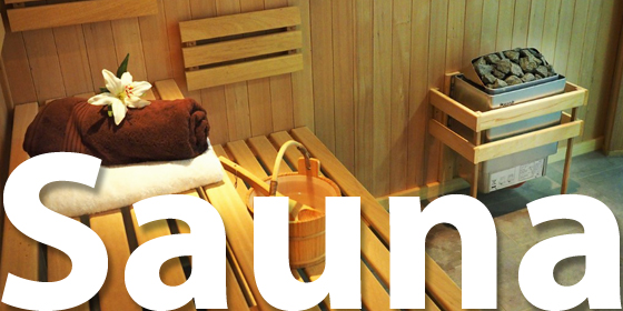 Oceanic Saunas Homepage Sauna Category