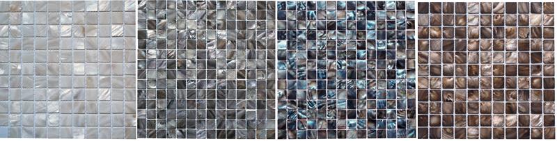 Shell Tile Range