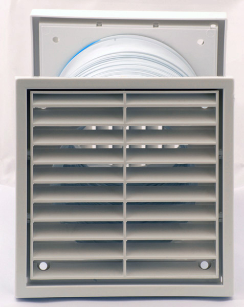 steam room vent kit