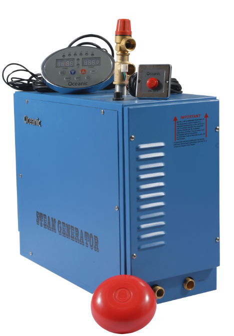 Light duty commercial Steam Generator