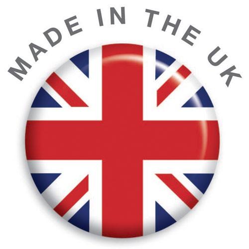Oceanic Saunas Made in the UK logo