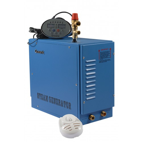 Oceanic home OCA steam generator